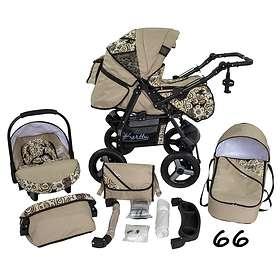 BabyGroup Lirdo (Travel System)