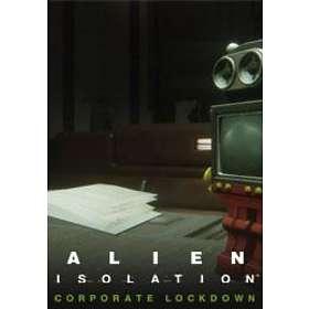 Alien: Isolation Expansion: Corporate Lockdown
