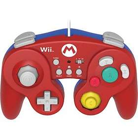 Hori Super Mario Battle Pad - Mario Edition (Wii U)