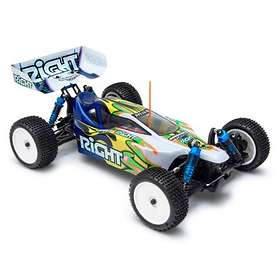 Right E-Digger Brushless (94207P) RTR