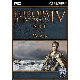 Europa Universalis IV Expansion: Art of War