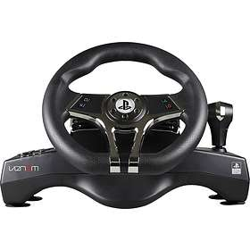 Venom Hurricane Steering Wheel (PS4/PS3)