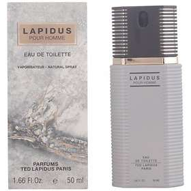 Find The Best Price On Ted Lapidus Pour Homme Edt 50ml Perfume