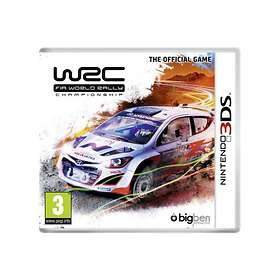 WRC: FIA World Rally Championship (3DS)