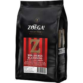 Zoegas Mollbergs Blandning 0,5kg (hela bönor)