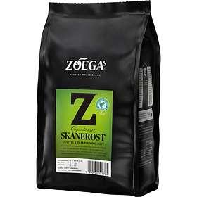 Zoegas Skånerost 0,5kg (hela bönor)