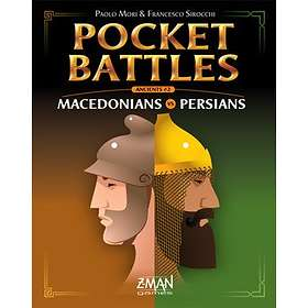 Z-Man Games Pocket Battles: Macedonians vs Persians