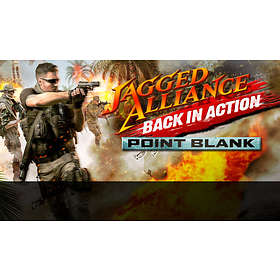 Jagged Alliance: Back in Action: Point Blank