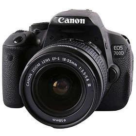 Canon EOS 700D + 18-55/3,5-5,6 III