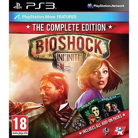 Bioshock Infinite - The Complete Edition (PS3)