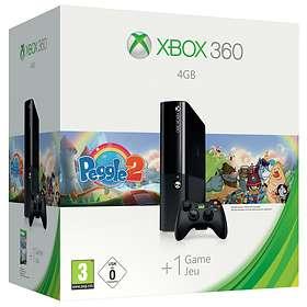 Microsoft Xbox 360 E 4GB (+ Peggle 2)