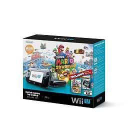 Nintendo Wii U Premium (+ Super Mario 3D World)