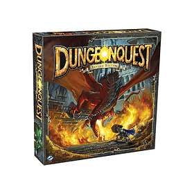 Fantasy Flight Games DungeonQuest (Revised Edition)
