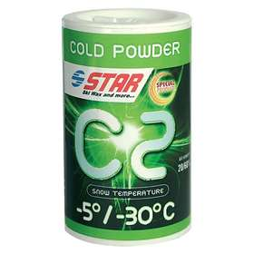 Star Wax C2 Cold Powder -30 to -5°C 50g