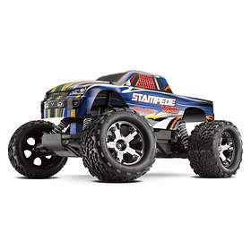 RC Cars Traxxas Stampede VXL 36076 RTR