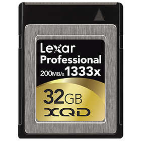Lexar Professional XQD 1333x 32GB