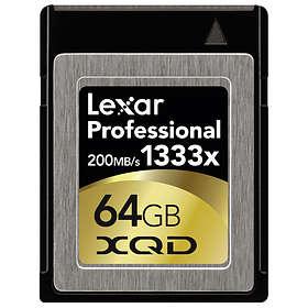 Lexar Professional XQD 1333x 64GB