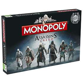 Hasbro Monopoly Assassin's Creed