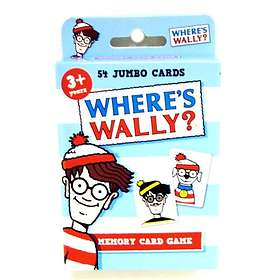 Parker Brothers Memory Where's Wally? (pocket)