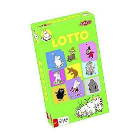 Tactic Lotto: Mumin (pocket)