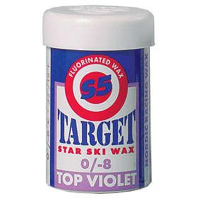 Star Wax S5 Target Top Violet Wax -8 to 0°C 45g