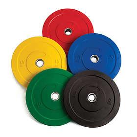 Abilica Bumper Weight Disc 10kg