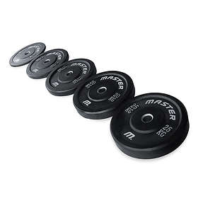 Master Fitness Bumperplate 25kg