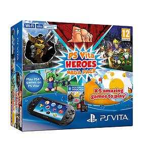 Sony PlayStation Vita Slim (+ Heroes Mega Pack)