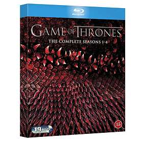 Game of Thrones - Sesong 1-4