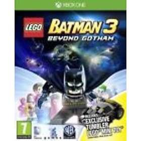 Lego Batman 3: Beyond Gotham - Exclusive Tumbler Minitoy Edition