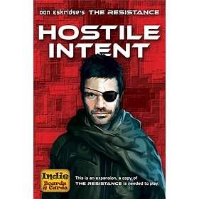 Indie The Resistance: Hostile Intent