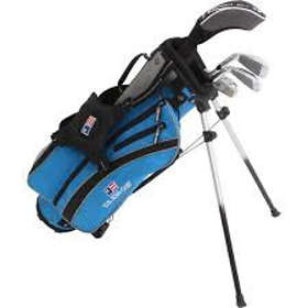 US Kids Golf UL45 DV1 with Carry Stand Bag
