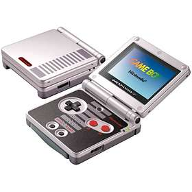 Nintendo GameBoy Advance SP - Classic NES Limited Edition