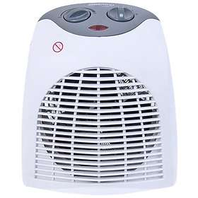 Silent Night Fan Heater