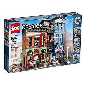 LEGO Creator 10246 Detektivens Kontor