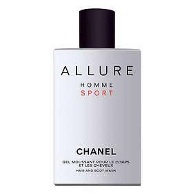 Chanel Allure Homme Sport Hair & Body Wash 200ml