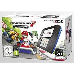 Nintendo 2DS (inkl. Mario Kart 7)