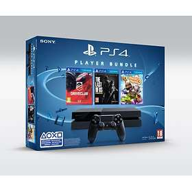 Sony PlayStation 4 500GB - Player Bundle