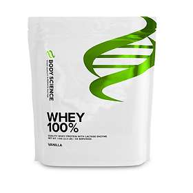 Body Science Whey 100% 1kg