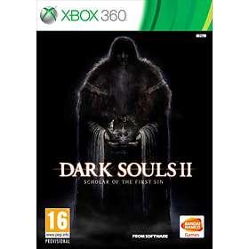 Dark Souls II - Scholar of the First Sin Edition