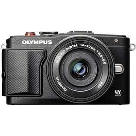 Olympus Pen E-PL6 + 14-42/3.5-5.6 EZ