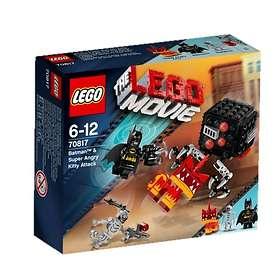 LEGO The Lego Movie 70817 Batman & Superarga Kitty Till Attack