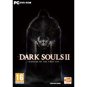 Dark Souls II - Scholar of the First Sin Edition