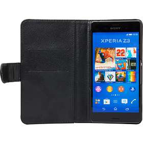 iZound Leather Wallet Case for Sony Xperia Z3