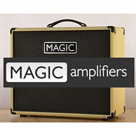 MAGIC Amplifiers 2120 Twin Harmonica Amplifier 18W