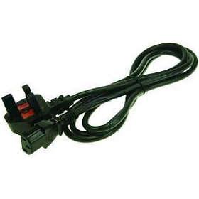 2-Power BS 1363 - IEC C13 1m