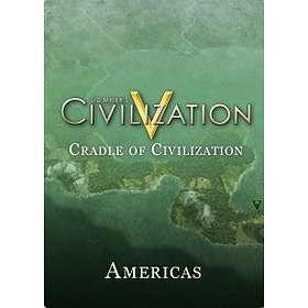 Civilization V Expansion: Cradle of Civilization: The Americas