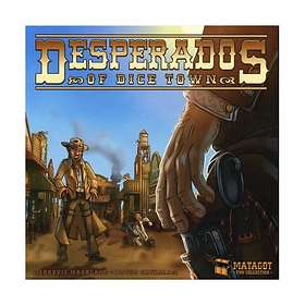 Matagot Desperados of Dice Town