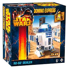 Goliath B.V. Domino Express - Star Wars R2-D2 Dealer