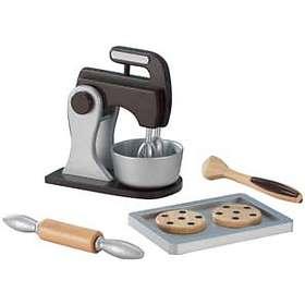 KidKraft Espresso Bakningset 63318